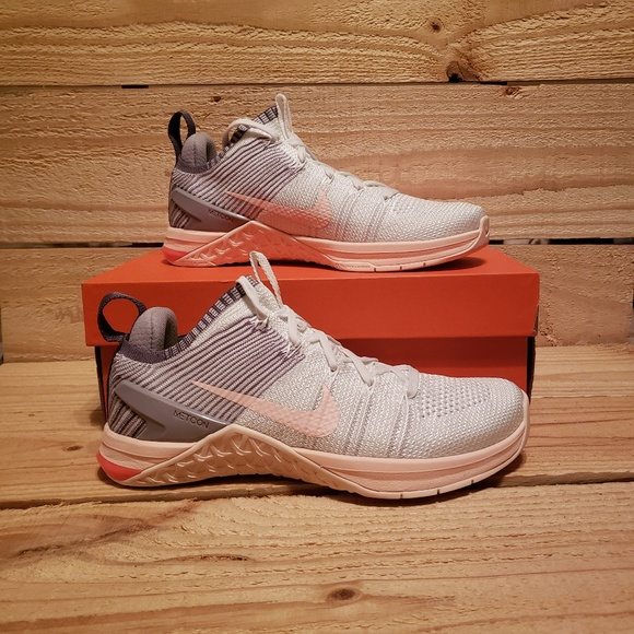 brand new 30e85 07eed Nike Metcon DSX 924595-102 Flyknit 2 Women Shoes